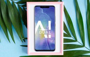 6-Zoll-Handy: Produktbild Huawei Mate 20 Pro