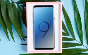 6-Zoll-Handy: Produktbild Samsung Galaxy S9 Plus