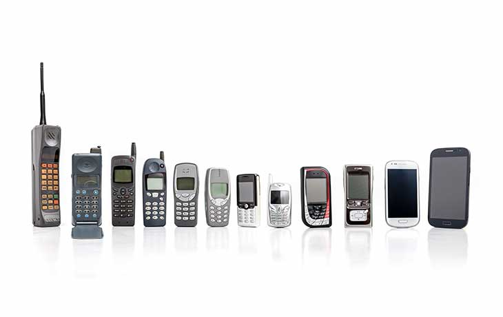 Retro-Handys