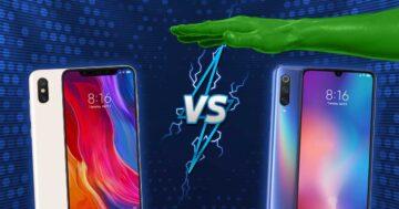 Xiaomi Mi 9 vs. Mi 8: Neuer und alter Flaggschiff-Killer im Vergleich
