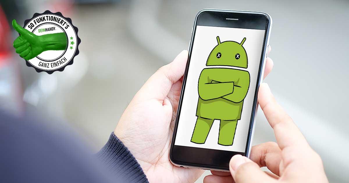 Android zurücksetzen