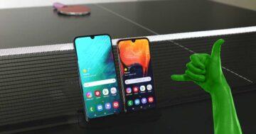 Galaxy A40 vs. A50: Samsungs Preisknüller im Vergleich