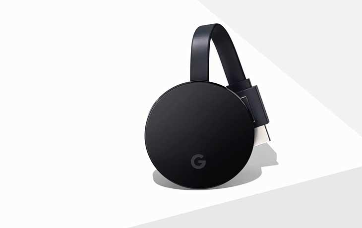 Google Chromecast für iPhone