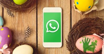 Kostenlose Ostergrüße per WhatsApp und Facebook verschicken