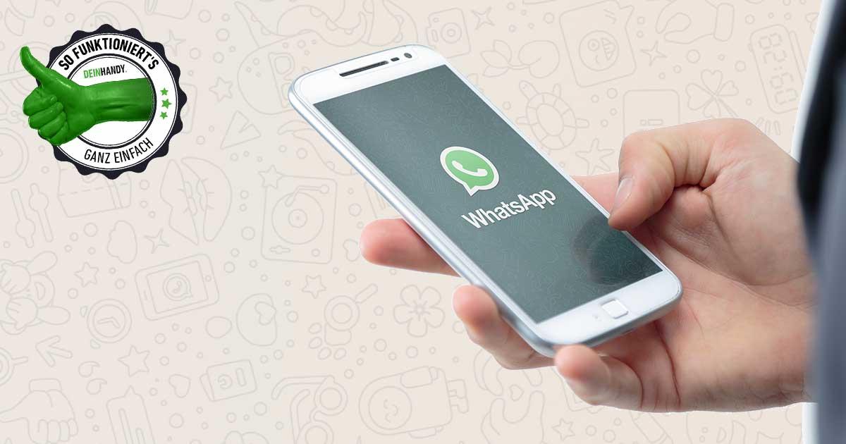 WhatsApp-Hintergrund