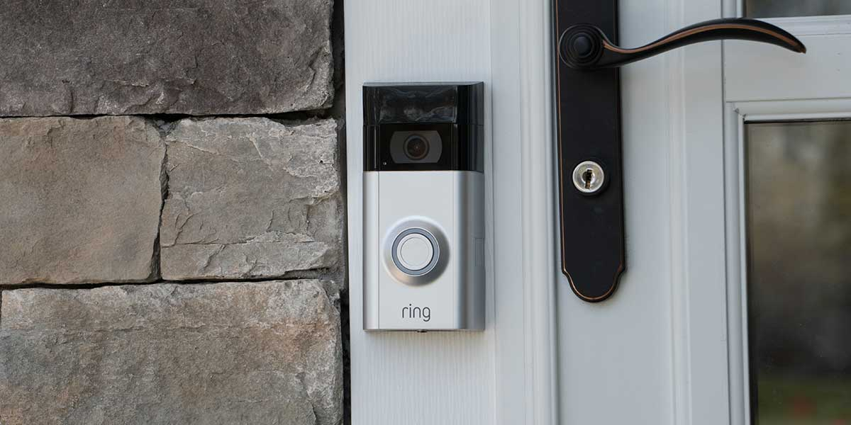 Ring Doorbell 2 Akku aufladen