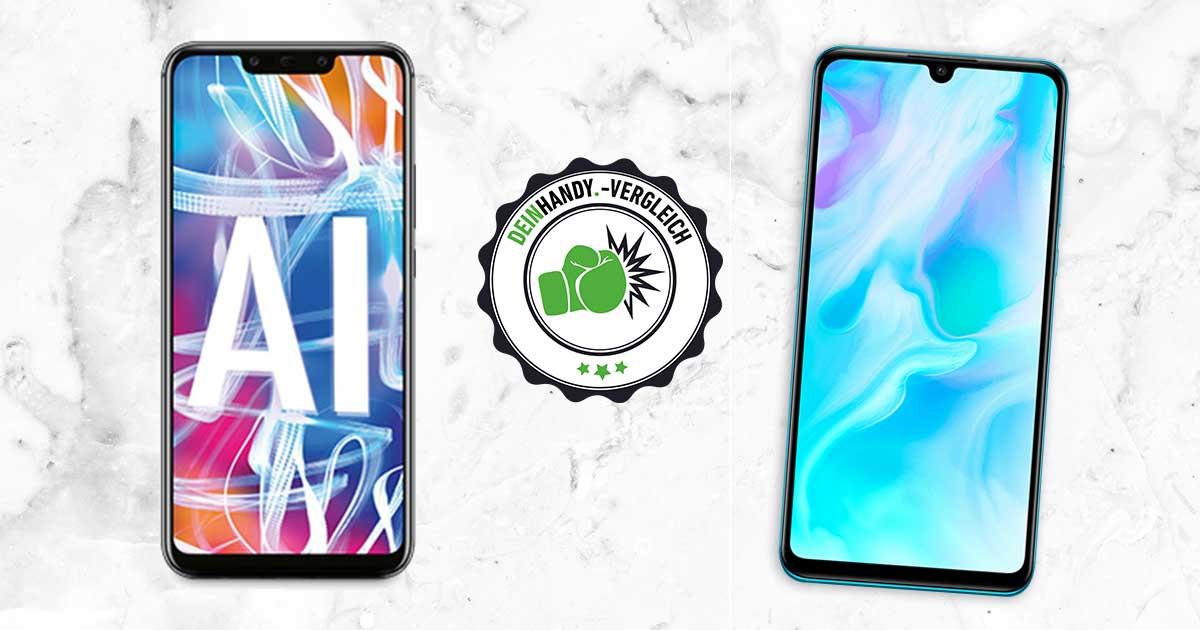Huawei P30 lite und Huawei Mate 20 lite: Mittelklasse-Smartphones im Vergleich