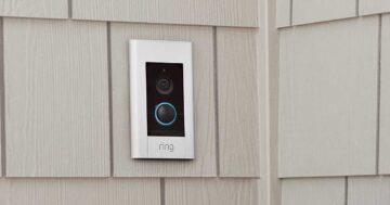 Ring Video Doorbell Elite anbringen – So funktioniert's