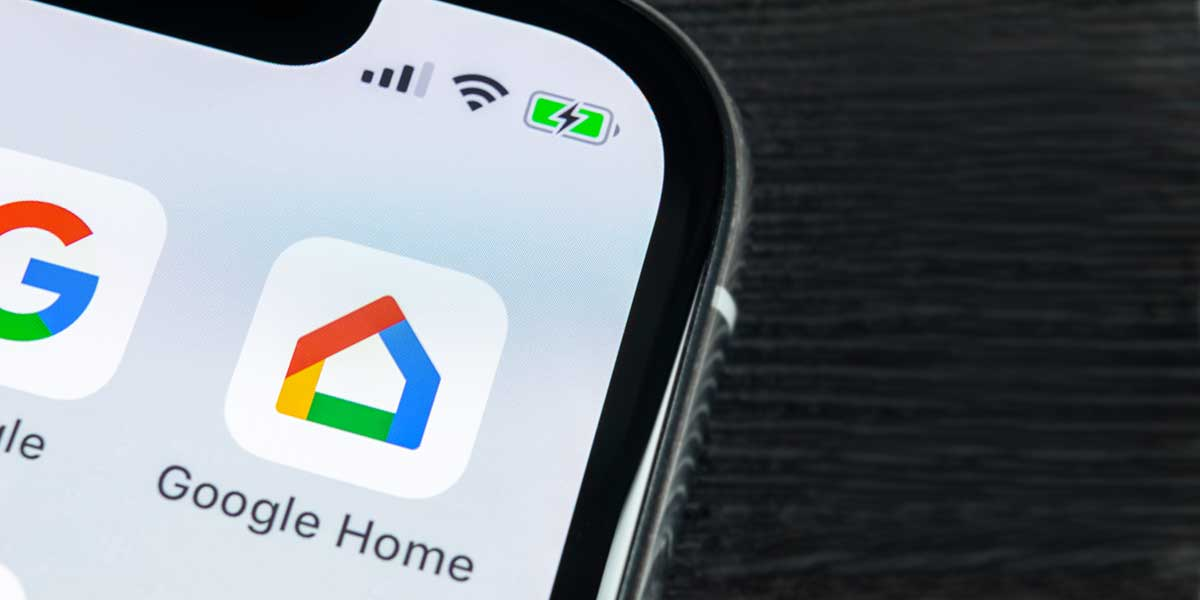 Google Home Apps installieren