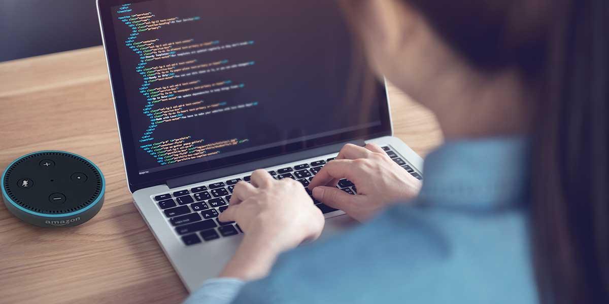 Alexa Skill erstellen und programmieren