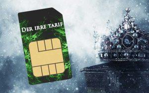 Game of Thrones: Tarif