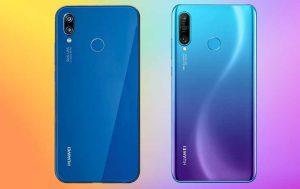 Huawei P30 Lite vs. Huawei P20 Lite: Rückseite der beiden Smartphones