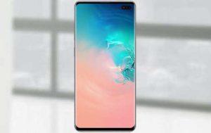 Bestes Handydisplay: Produktbild Samsung Galaxy S10 Plus