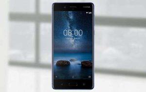 Bestes Handydisplay: Produktbild Nokia 8