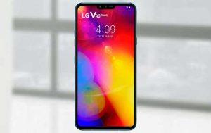 Bestes Handydisplay: Produktbild LG V40 ThinQ