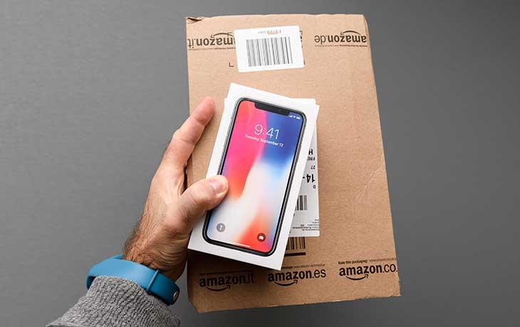 Kaputtes iPhone einschicken