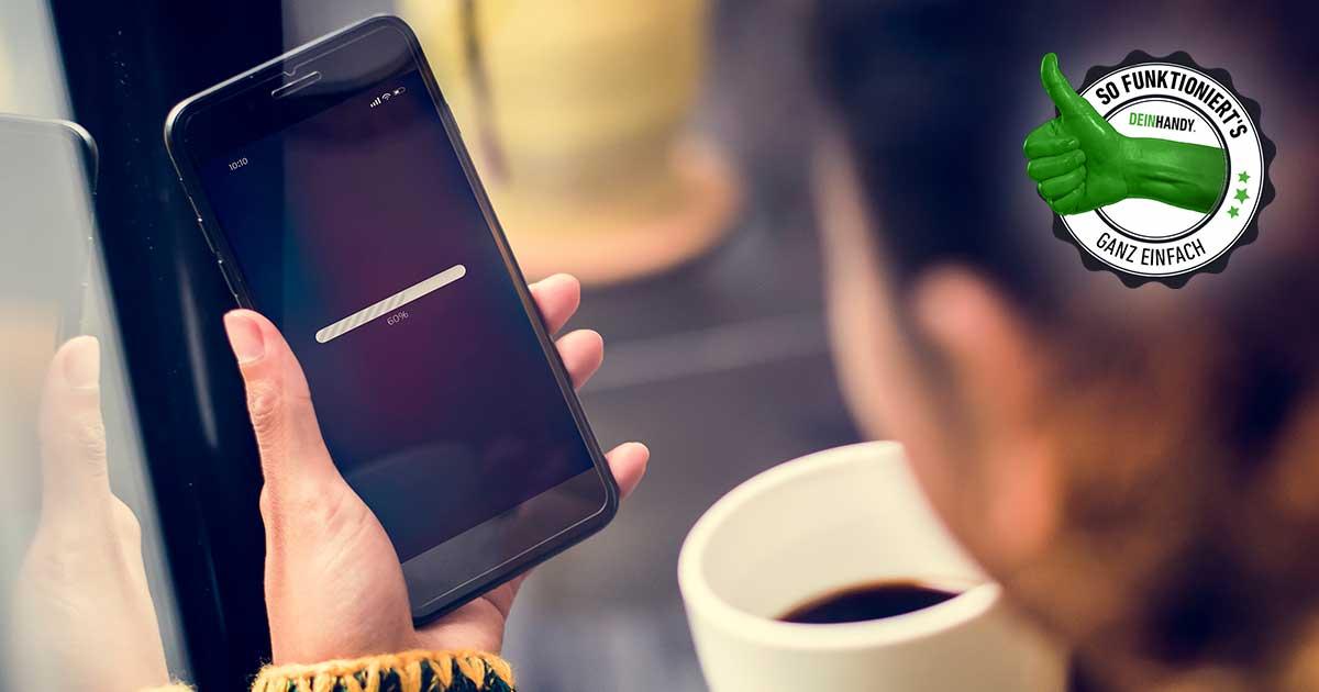 Soft Reset - Neustart bei Samsung und Co