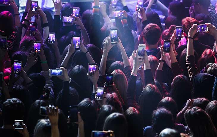 iele Handys verlangsamen das LTE-Netz