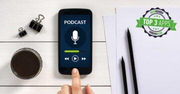 Podcast-App: Die 3 besten kostenlosen Apps im Test