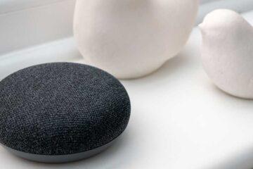 Voice Match beim Google Home aktivieren