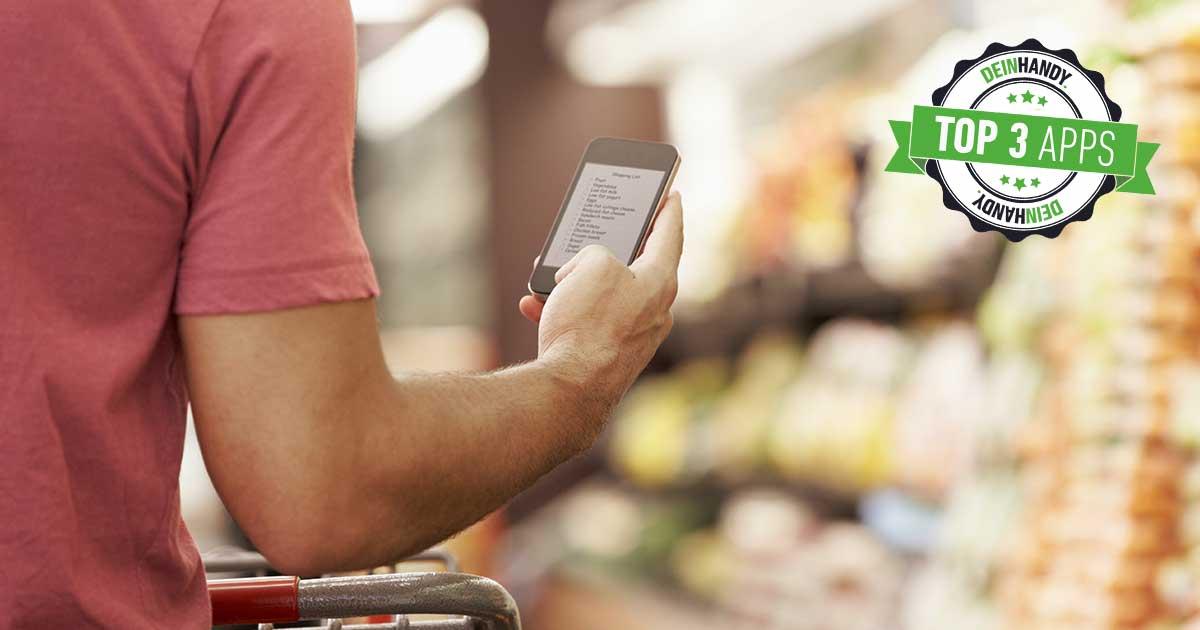 Einkaufsliste-Apps