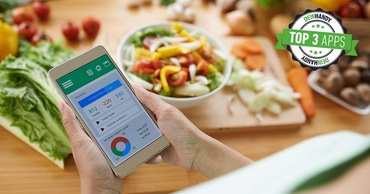 Ernährungs-Apps