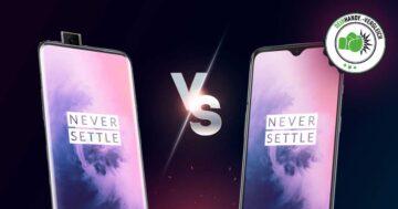 OnePlus 7 vs. OnePlus 7 Pro: Chinas neue Flaggschiffkiller im Vergleich
