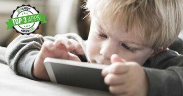 Apps für Kinder: Die 3 besten kostenlosen Kinder-Apps im Test