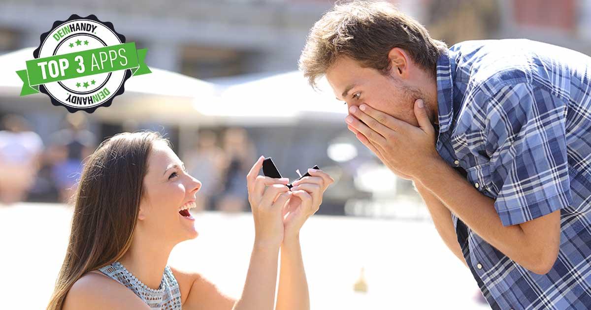 Hochzeitsplaner: Die 3 besten kostenlosen Apps im Test