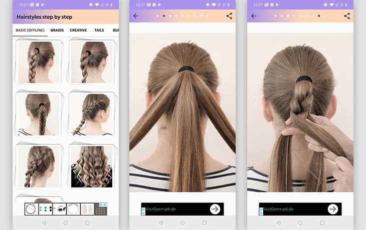 Ausprobieren foto kostenlos mit eigenem frisuren Frisuren Online
