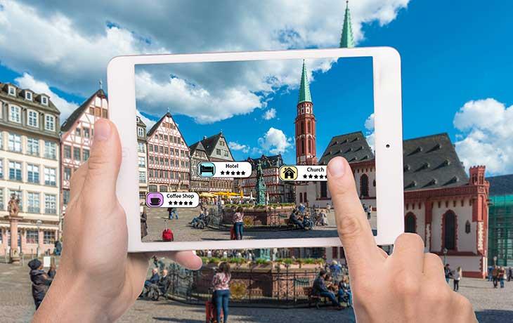 Smart Glasses - Datenbrillen Stadtrundgang