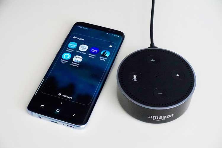Amazon Echo Drop In