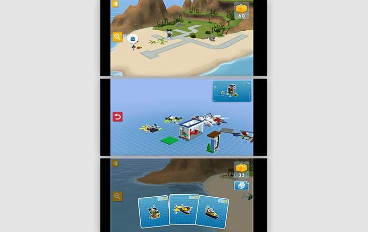 LEGO Creator Island Screenshots