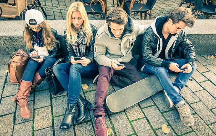 Smartphone-Schattenseiten