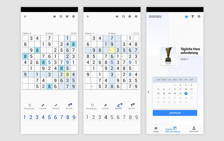 Sudoku Apps