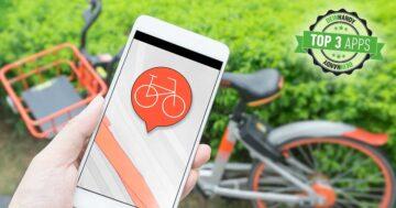 Bike-Sharing-Apps: Die 3 besten Fahrrad-Apps im Test