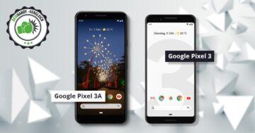 Pixel 3A vs. Pixel 3: Die Google-Smartphones im Vergleich