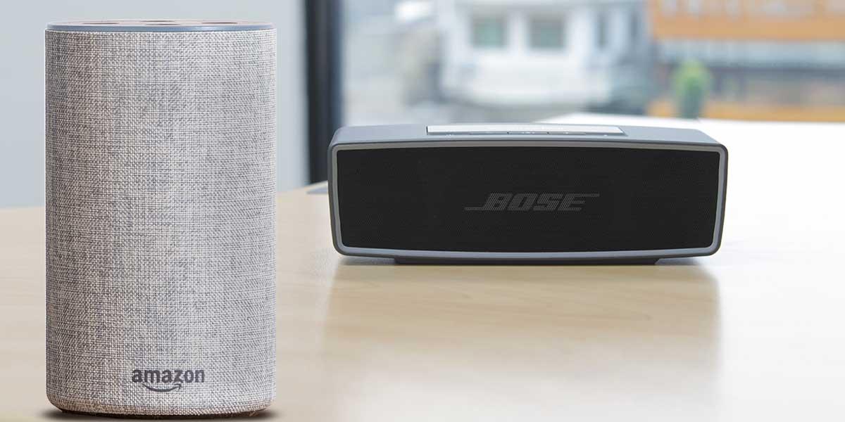 Alexa mit Bluetooth-Lautsprecher verbinden