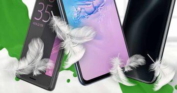 Leichte Smartphones 2021: 10 Handys mit wenig Gewicht