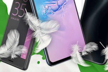 leichteste smartphones