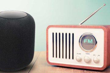 Mit dem Apple HomePod Radio hören