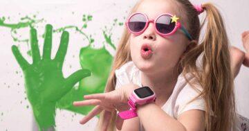 Smartwatch für Kinder: Sicherheit für Eltern und Spaß für Kinder