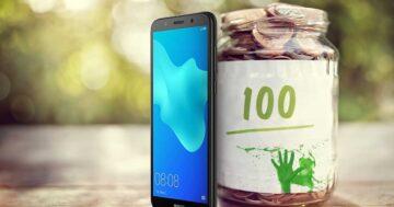 Smartphones bis 100 Euro: Die besten Handys im Vergleich