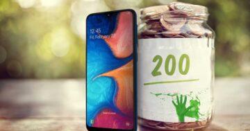 Smartphones bis 200 Euro: Die besten Handys im Vergleich