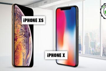 iPhone X vs. Xs: Beide Handys mit Handyvergleich-Stempel