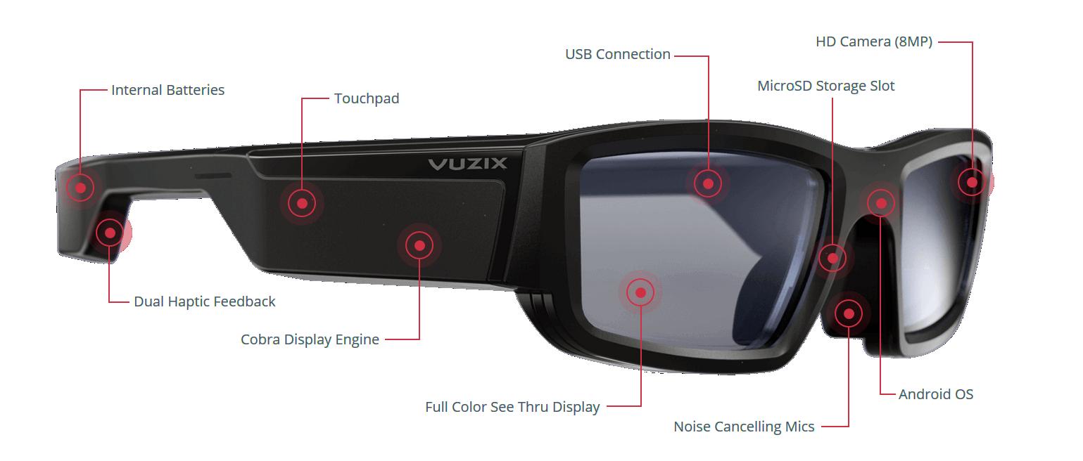 Vuzix Blade - Smart Glasses
