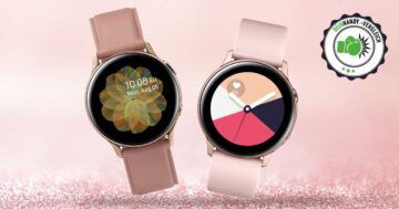 Galaxy Watch Active 2 vs. Galaxy Watch Active: Vergleich der Samsung-Smartwatches