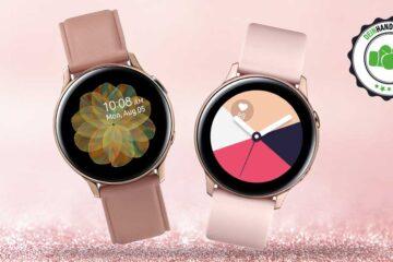 Galaxy Watch Active 2 vs. Galaxy Watch Active