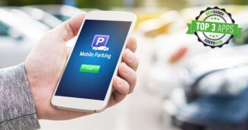 Handyparken: Die 3 besten kostenlosen Parkplatz-Finder-Apps im Test