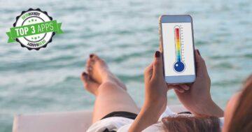 Thermometer-App: Die 3 besten kostenlosen Apps im Test